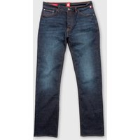 Burnage Regular Fit Jeans (6-Month Wash, 38W 30L, Straight Leg)