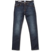 Castlefield Skinny Fit Jeans (6-Month Wash, 32W 34L, Slim)