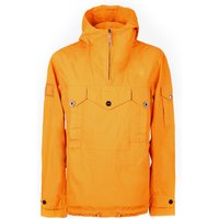 Overhead Pocket Detail Jacket (Orange, L, Jackets)