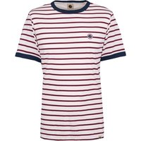 Stripe T-Shirt (Off-White, M, Stripe)