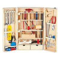 Leomark Wooden Tool Set - 50 pieces