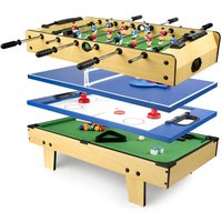 Leomark 4 in 1 Games Table