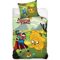 Adventure Time Single Duvet Cover and Pillowcase Set