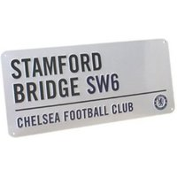 Chelsea FC 'Stamford Bridge' Street Sign