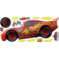 'Disney Cars Lightning Mcqueen Large Wall Sticker