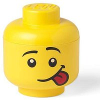 'Lego Small Storage Head - Silly Face