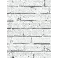 'White Brick Wallpaper - Arthouse 623004
