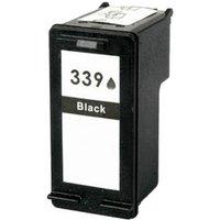 HP 339 Black Remanufactured High Capacity Printer Ink Cartridge