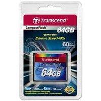 Transcend 400X 64GB CompactFlash Card