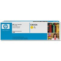 HP Colour LaserJet C8552A Yellow Original Print Cartridge with Smart Printing Technology