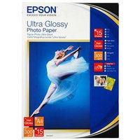 EPSON A4 ULTRA GLOSSY PHOTO PAPER PK 15