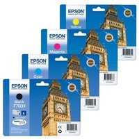 Epson WorkForce Pro WP-4095 DN 6 Printer Ink Cartridges