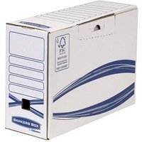 Fellowes Bankers Box Basic 123mm (Foolscap)Transfer File (1 x Pack of 20 Transfer Files)