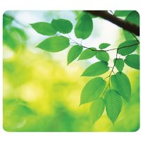 Fellowes Earth Series Recycled Mouse Pad (Leaves)