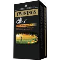 Twinings Lady Grey Tea Bags (Pack of 20 Tea Bags)