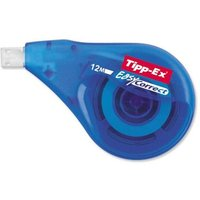 Bic Tipp-Ex EasyCorrect Correction Roller Tape (White) Pack of 10 Roller Tapes