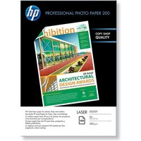 HP CG966A Professional Glossy Laser Photo Paper A4 200 gsm (100 sheets)