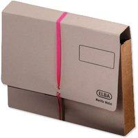 Elba Deed Legal Wallet Capacity 75mm Foolscap Buff (Pack of 25)
