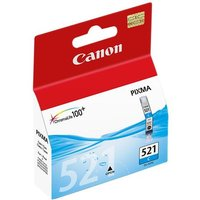 Canon CLI-521C Cyan Original Cartridge