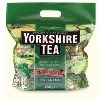 Yorkshire Tea Tea Bags for Hardwater [Pack of 480]