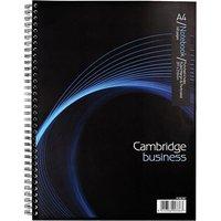 Cambridge (A4) Spiral Notebook Refill Pad 80 Leaf