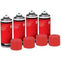 5 Star Anti-static Foam Cleaner Pack of 4