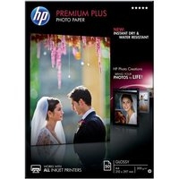 HP CR674A Premium Plus Glossy Photo Paper A4 300gsm (50 sheets)