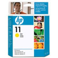 HP 11 Yellow Original Printhead