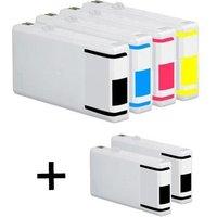 Epson WorKForce Pro WP-4095 DN Printer Ink Cartridges