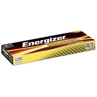 Energizer LR6 Long Life Industrial Battery 1.5V AA (10 Pack)
