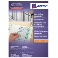 Avery IndexMaker Extra Wide Dividers