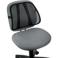 Fellowes Office Suites Mesh Back Support (Black)