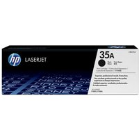 HP LaserJet 35A Black Original Toner Cartridge (CB435A)