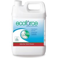 Ecoforce (5 Litre) Toilet Cleaner - 1 x Pack of 2 Toilet Cleaners