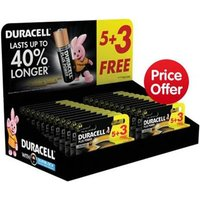 Duracell Plus Power (AA) Alkaline Battery Pack of 24 (5 Packs)