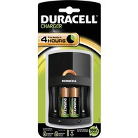 Duracell CEF14 4 Hour Battery Charger