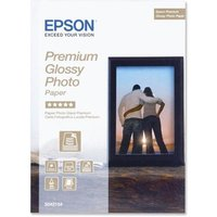Epson S042154 Premium Glossy Photo Paper 130 x 180 mm (30 sheets)
