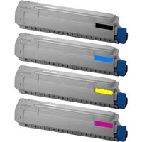OKI MC860 Printer Toner Cartridges
