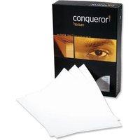 Conqueror Texture Laid Vellum Paper A4 100gsm (Pack of 50)