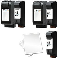 HP Colour Copier 160 Printer Ink Cartridges
