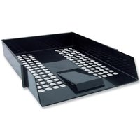Avery (A4) Basics Letter Tray (Black)