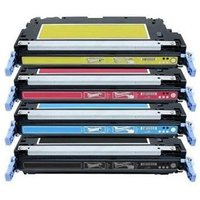HP Colour LaserJet 3800 Printer Toner Cartridges