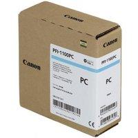 Canon PFI-1100PC Photo Cyan Original Ink Cartridge (160ml)