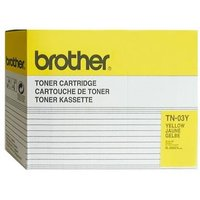 Brother TN03Y Yellow Original Toner Cartridge