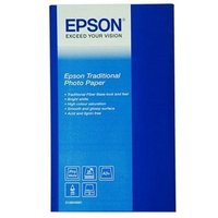Epson S045051 Traditional Photo Paper A3+ 330gsm (25 sheets)