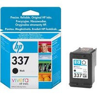 HP 337 Black Original Inkjet Print Cartridge
