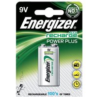 Energizer HR22 175mAh 9V Rechargeable NiMH Battery
