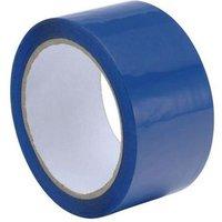 Polypropylene Tape (50mm x 66m) Blue Pack of 6
