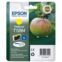 Epson T1294 (T129440) Yellow High Capacity Original Ink Cartridge (Apple)