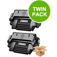 TWINPACK: Canon EPW Remanufactured Black Toner Cartridge